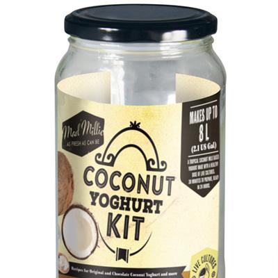 Mad Millie Coconut Yoghurt Kit