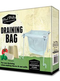 Mad Millie Draining Bag