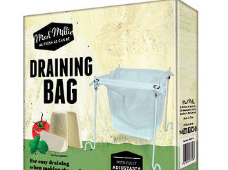 Mad Millie Draining Bag