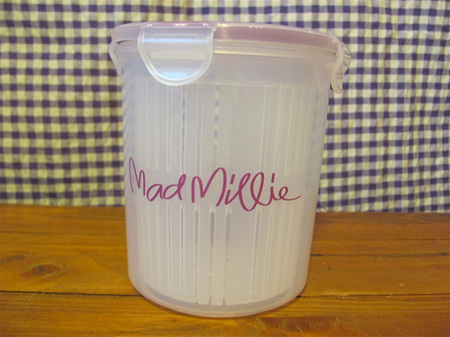 Mad Millie Feta Mould & 950ml Container