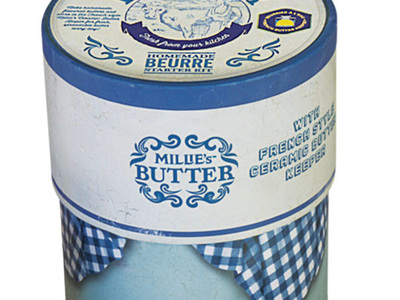 Mad Millie Gourmet Butter Kit