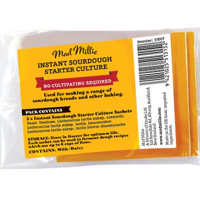 Mad Millie Instant Sourdough Yeast/Culture