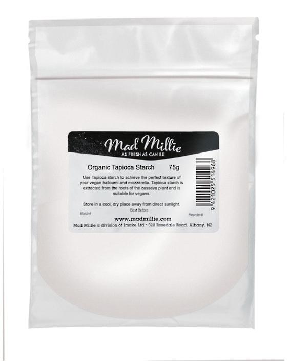 Mad Millie Organic Tapioca Starch
