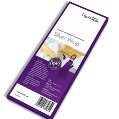 Mad Millie Silver Wrap 240mm x 240mm 10pk