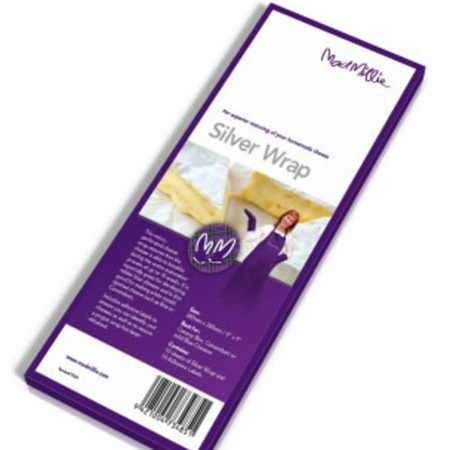 Mad Millie Silver Wrap 480mm x 280mm 10pk