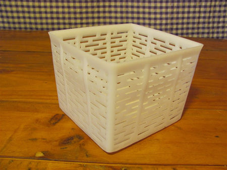 Mad Millie Small Square Feta Mould