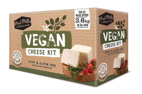 Mad Millie Vegan Cheese Making Kit