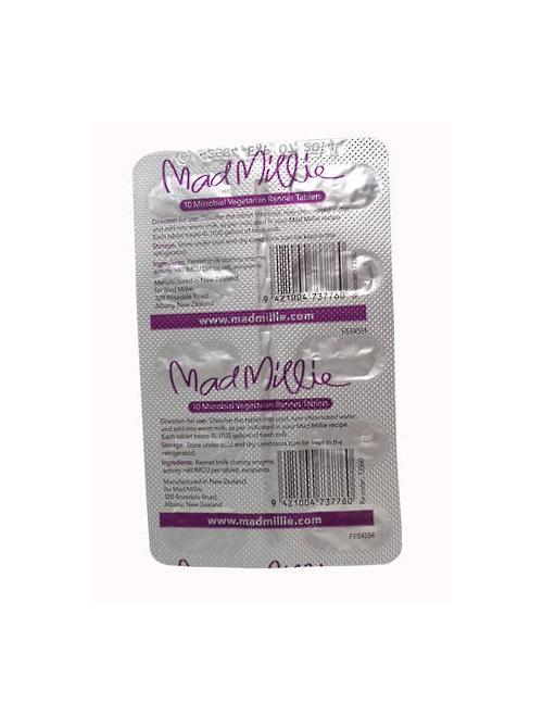 Mad Millie Vegetarian Rennet Tablets (10)