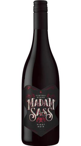 Madam Sass Pinot Noir