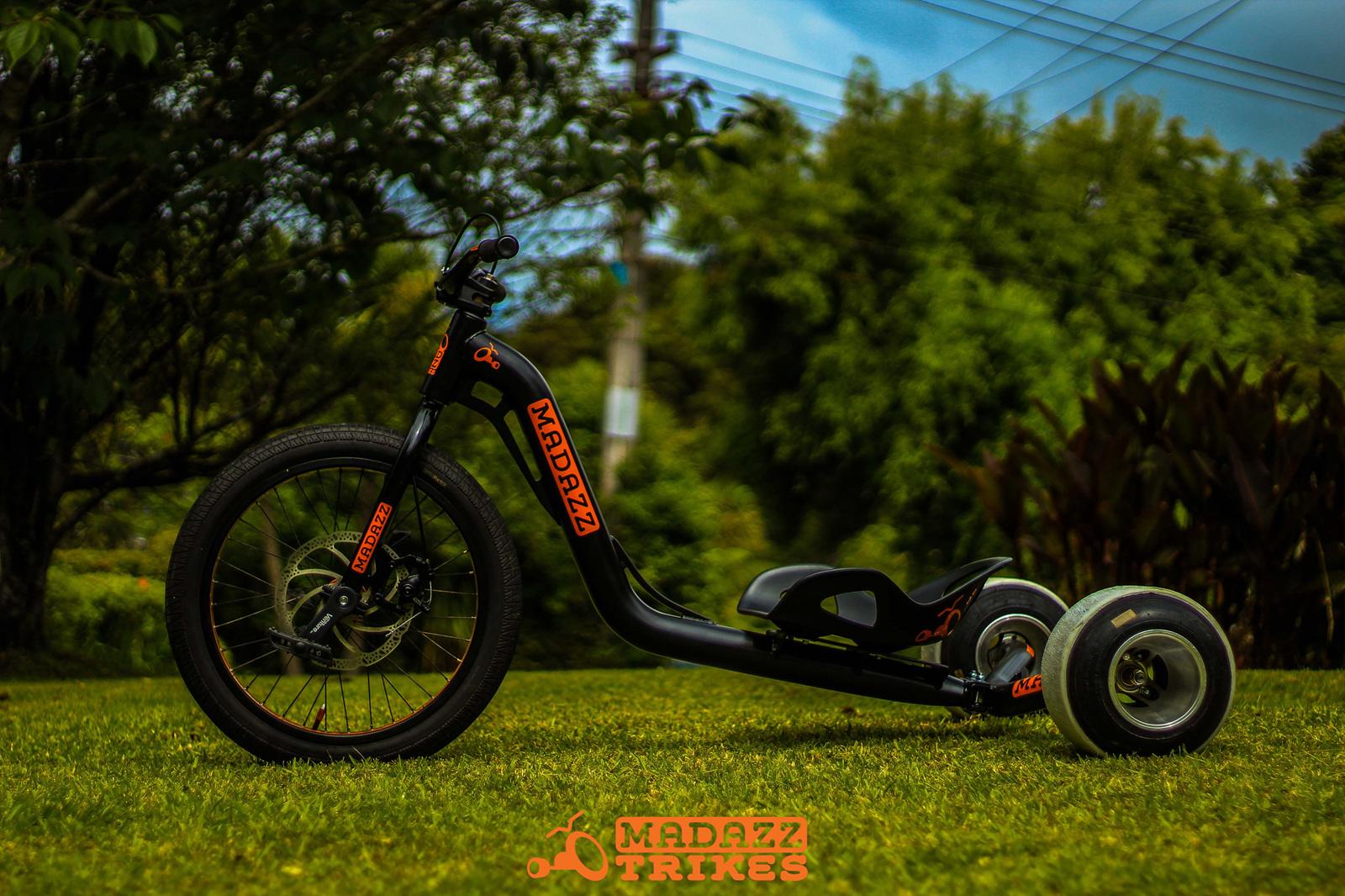 Madazz Spec 5™ Pro Drift Trike - Madazz Trikes