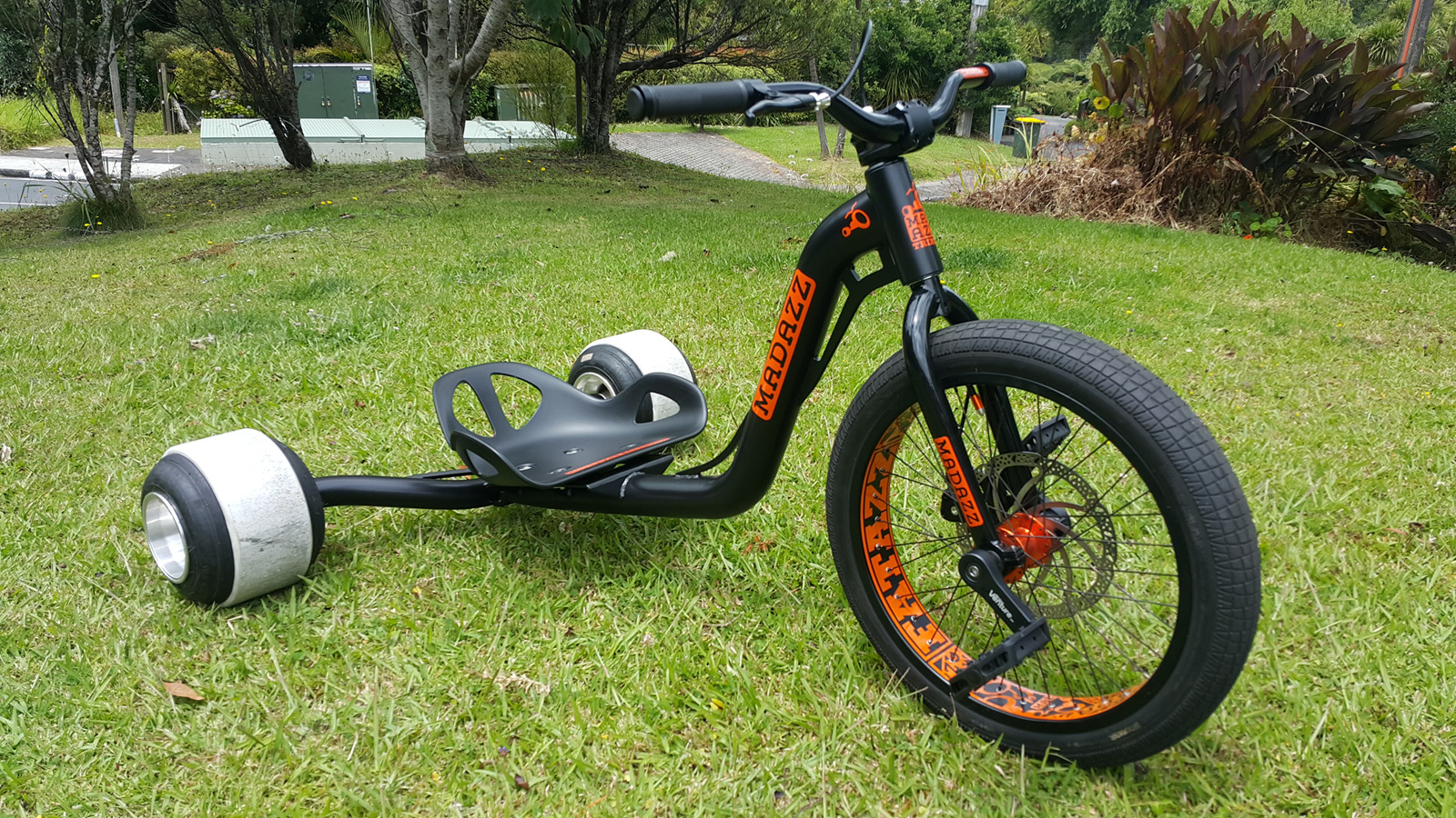 Madazz Spec 5 Pro Drift Trike Madazz Trikes