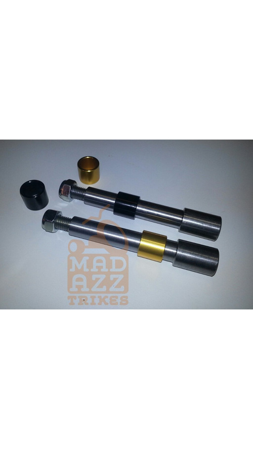 madazz stub axles