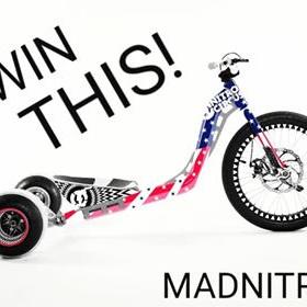 Madazz Trike Giveaway!