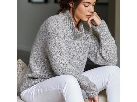 Maddie TX663 - Luna Sweater Pattern