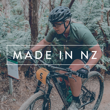 Made in NZ Cycling Apparel