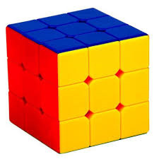 Magic cube PLU8421