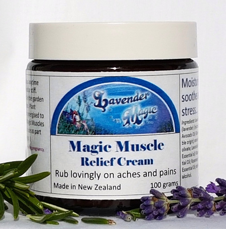 Magic Muscle Relief Cream