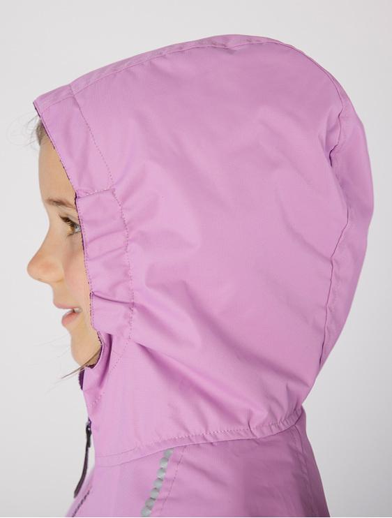 magic pattern appears when wet winter jacket nz