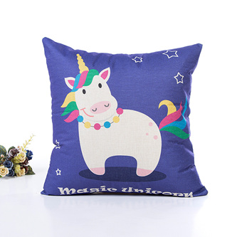 Magic Unicorn Cushion Cover