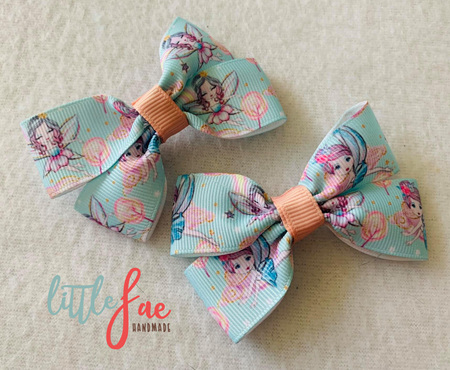 Magical Fairy Hair Bows