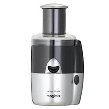 Magimix Le Duo XL Black Juicer