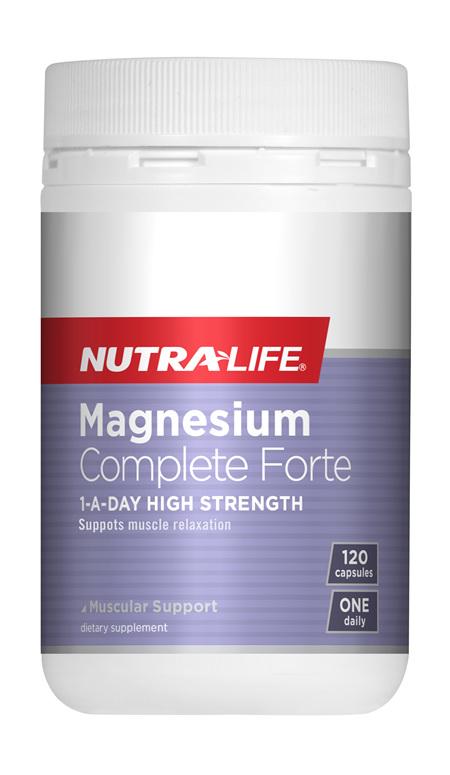 Magnesium Complete Forte - 120 Caps