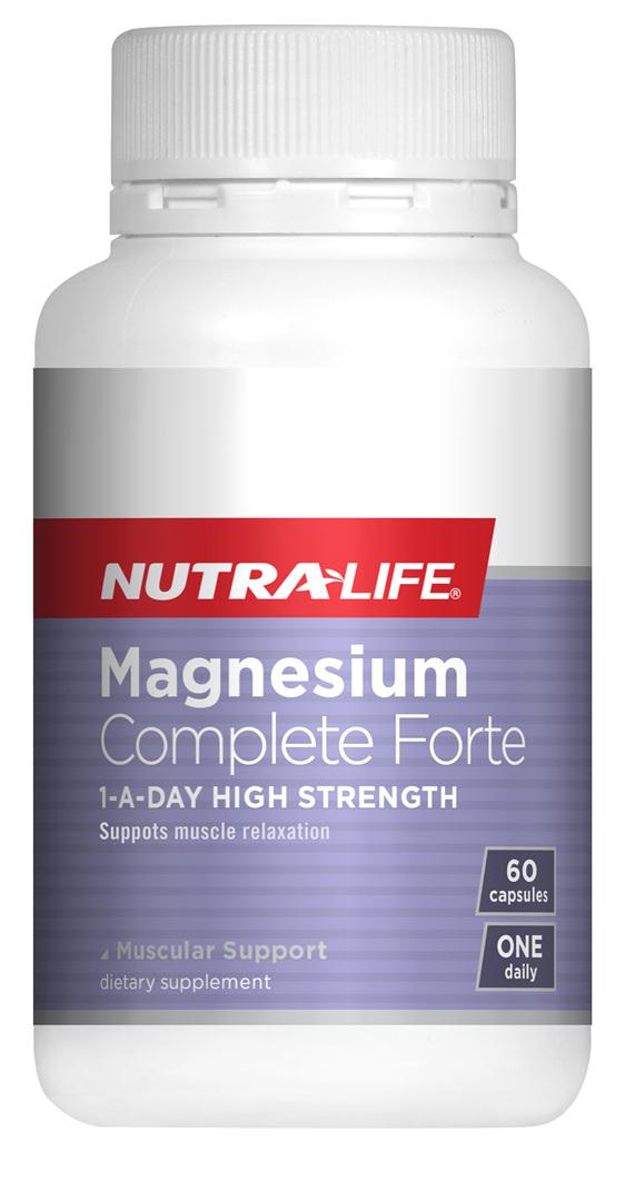 Magnesium Complete Forte - 60 Caps