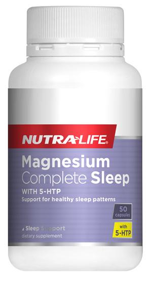 Magnesium Complete Sleep - 50 Caps