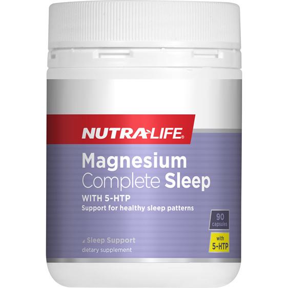 Magnesium Complete Sleep - 90 Caps