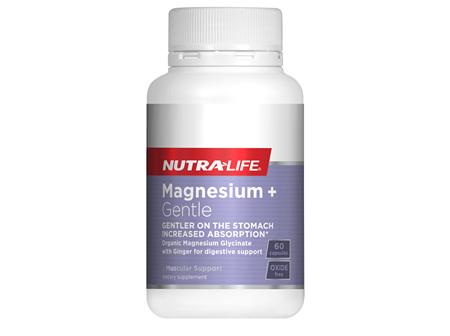 Magnesium Gentle - 60 Caps