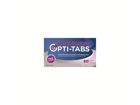Magnesium Opti-Tabs 60s