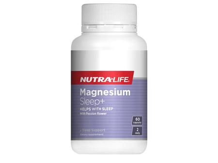 Magnesium Sleep + - 60 Caps