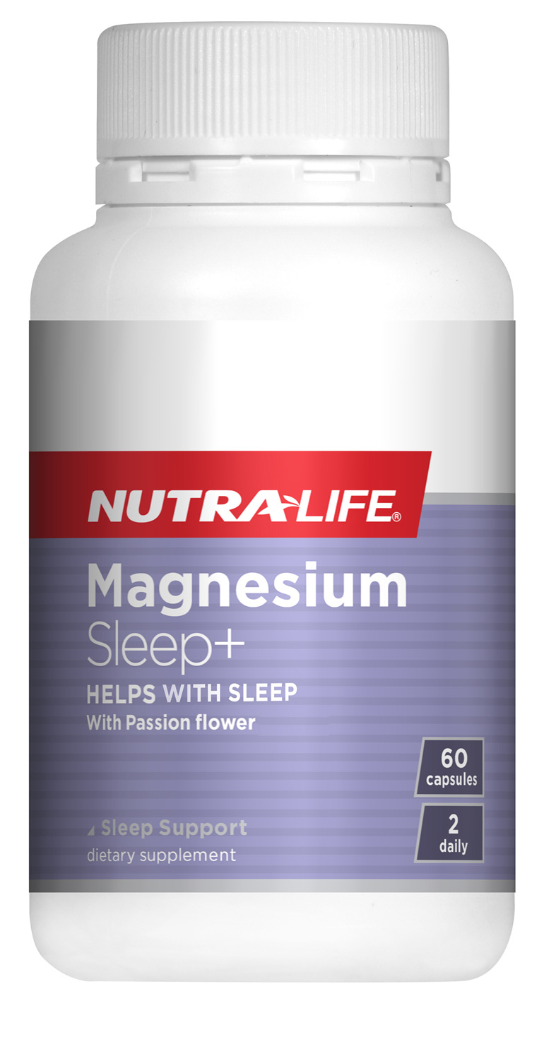 Magnesium Sleep + - 60 Caps