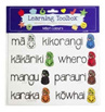 Magnetic NZ Maori Colours