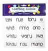 Magnetic NZ Maori Numbers