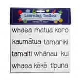 Magnetic NZ Maori Whanau