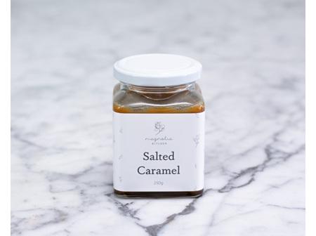 Magnolia Kitchen - Salted Caramel Jar