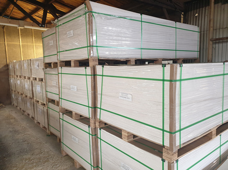 Magnum Board™ 20 Foot Container Load Rebated Edge 2.4m x 1.2m x 12mm