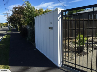 Magnum Board™ Decorative Fence Panels