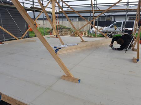 Magnum Board™ Flooring Underlay 2.4m x 1.2m x 18mm