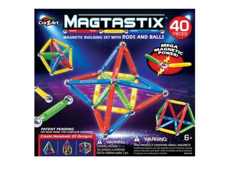 Magtastix 40 Piece Balls and Rods