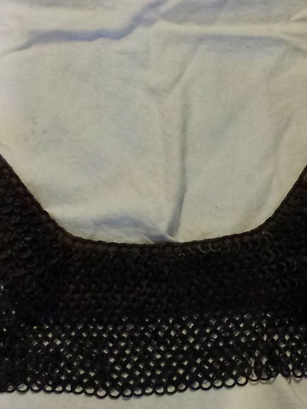 Mail 9 - 15th - 16th Century Maille Standard