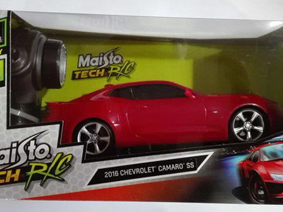 Maisto Tech RC 1/24 2016 Chevy Camaro SS