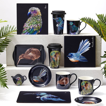 Majestic Birds Of Aotearoa