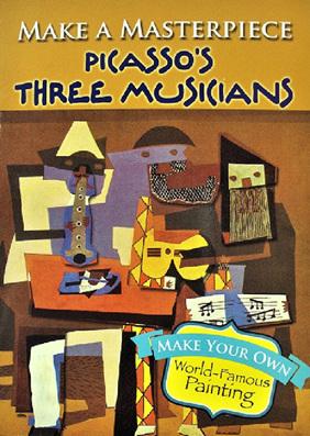 Make A Masterpiece: Picasso's Three Musicians