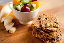 Make It Raw Buckwheat and Fruit Crackers 115gm
