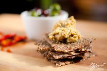 Make It Raw Kalamata Olive Crackers 150gm