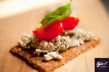 Make It Raw Sun-dried Tomato and Almond Crackers 100gm