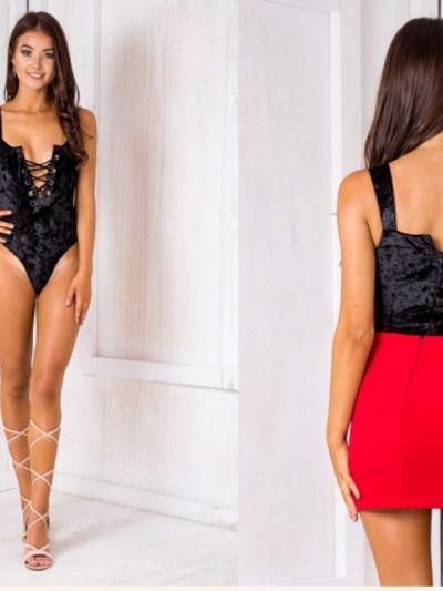 Make me up Bodysuit
