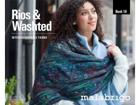 Malabrigo Book 18 Rios & Washted Pattern